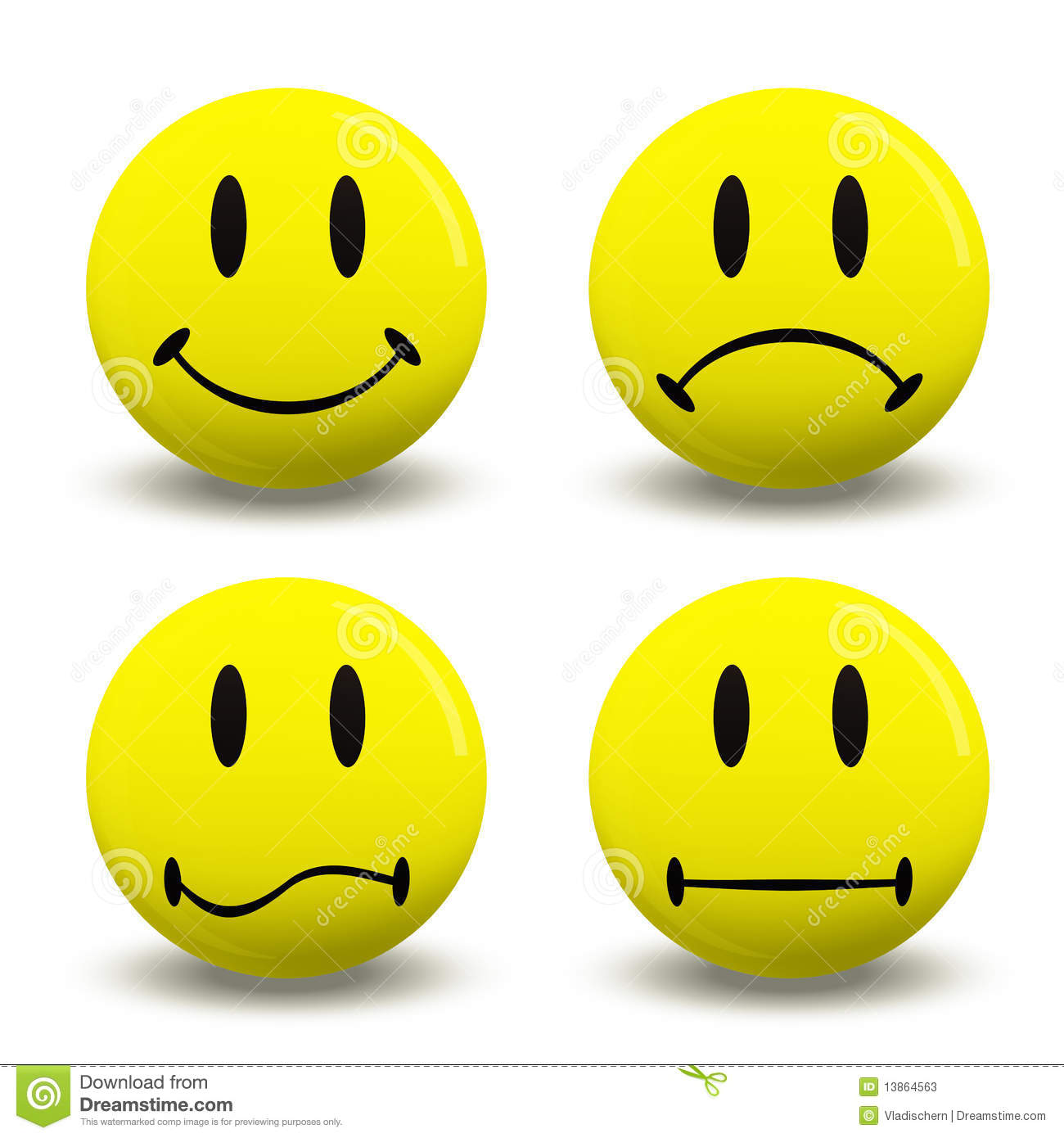 Faces clipart free emotion. Emotions clipartlook