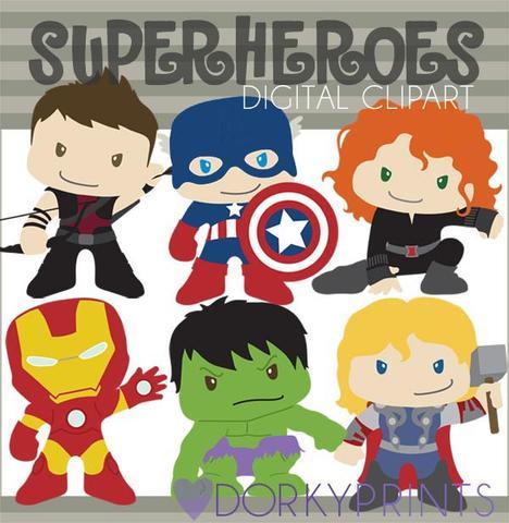 Super heroes ninja.