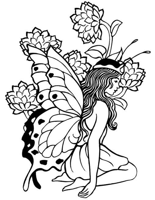 Fairy clipart free book. Pix for printable coloring