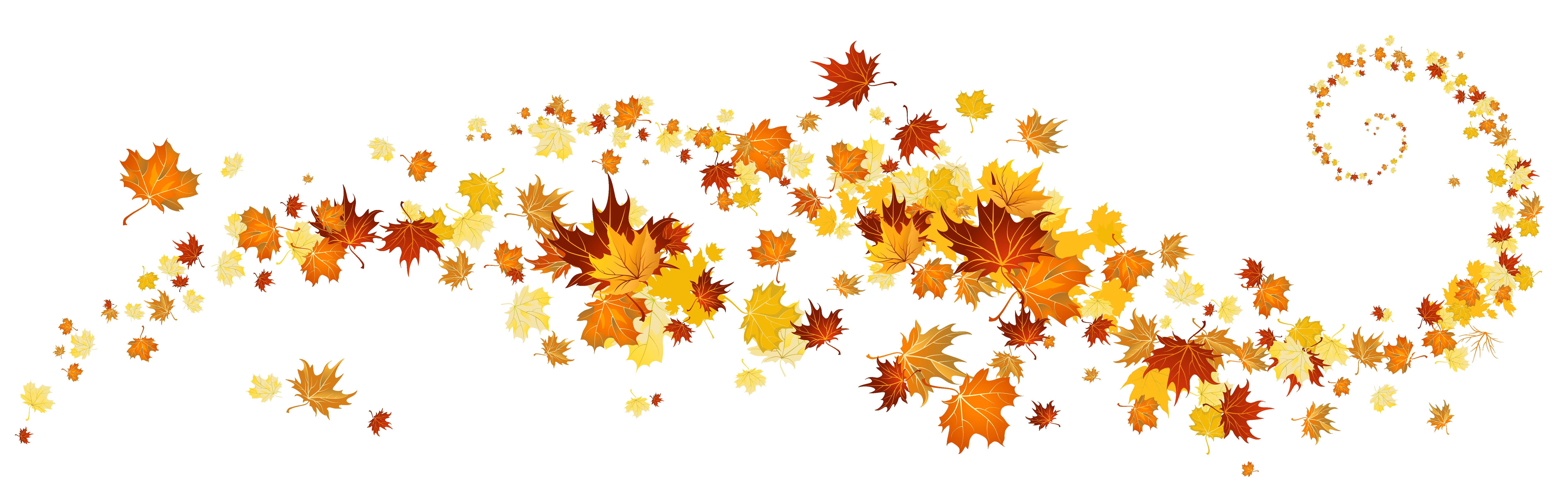 Autumn fall clipart.