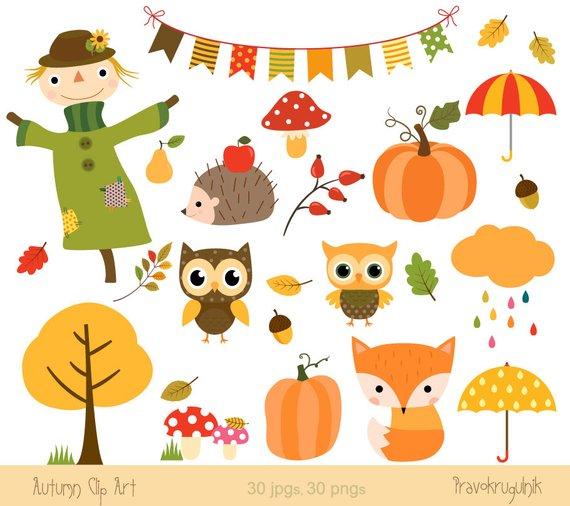 Autumn clipart fall.