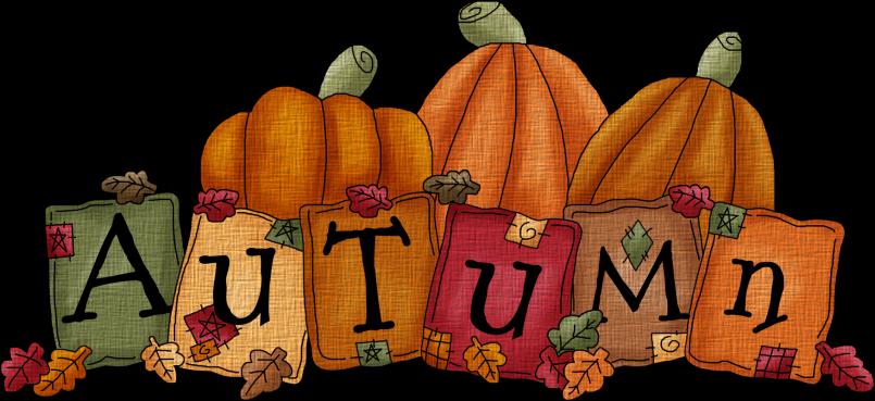 The word autumn.