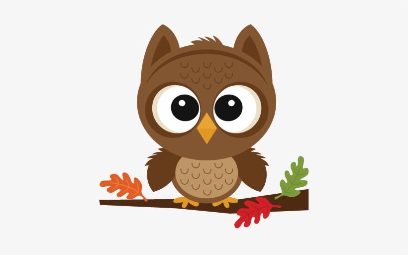 Fall owl scrapbook.