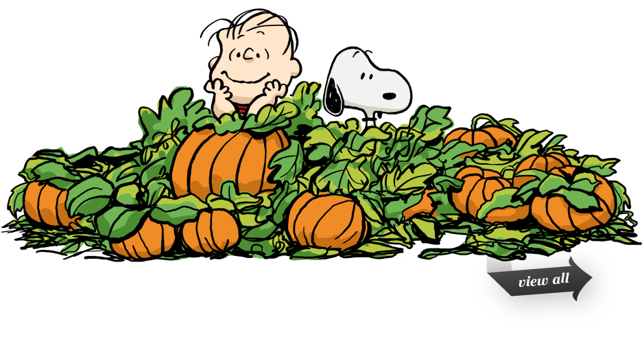 Fall clipart snoopy.