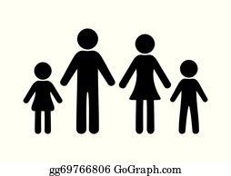 Black family clip.