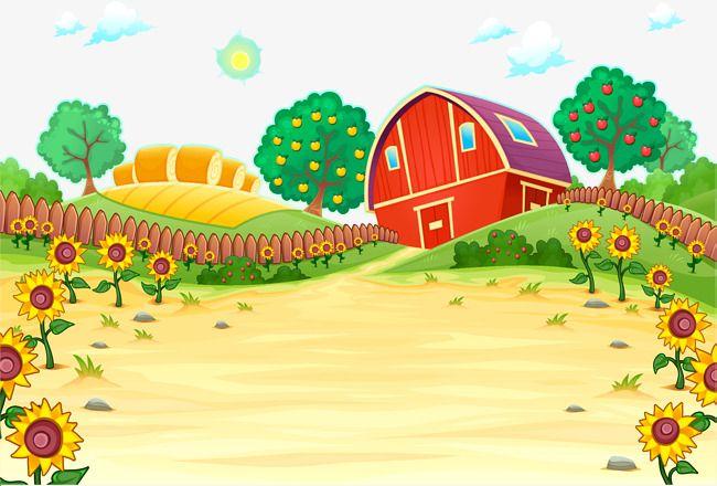 Red house farm.