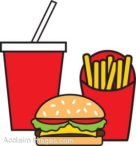 Fast food clipart drink. No and free download