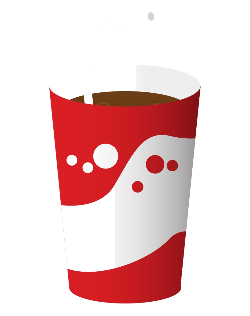 Fast food clipart drink. Soda latest view transparent