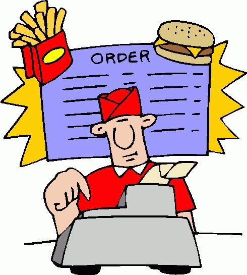 Free fast food.