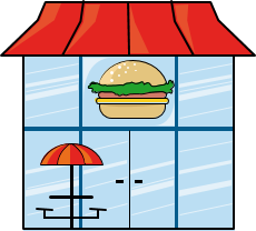 Filefast food restaurant.