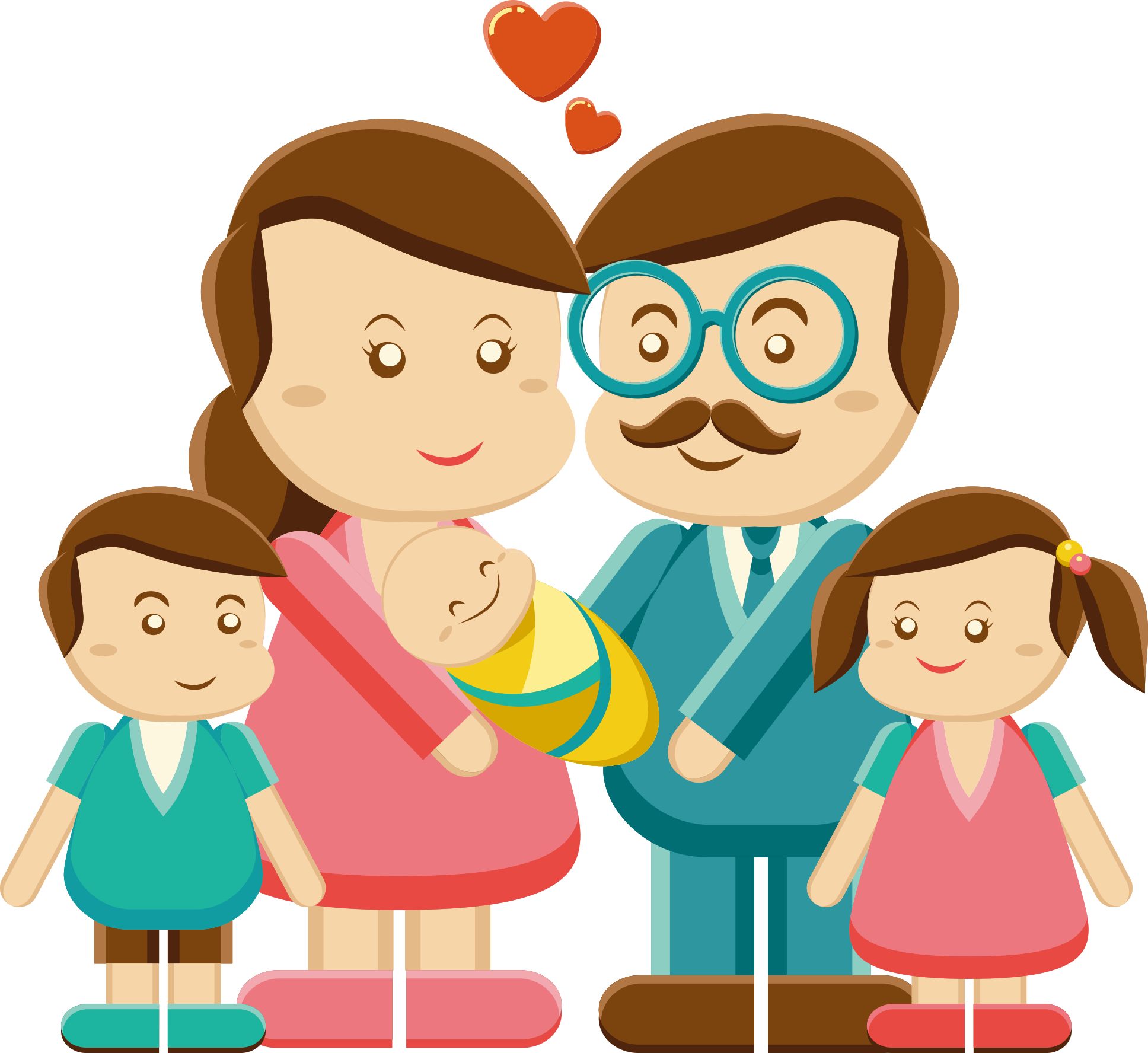 Father Family Mother Clip art