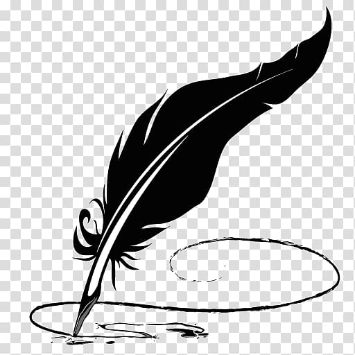 quill clipart feather pen