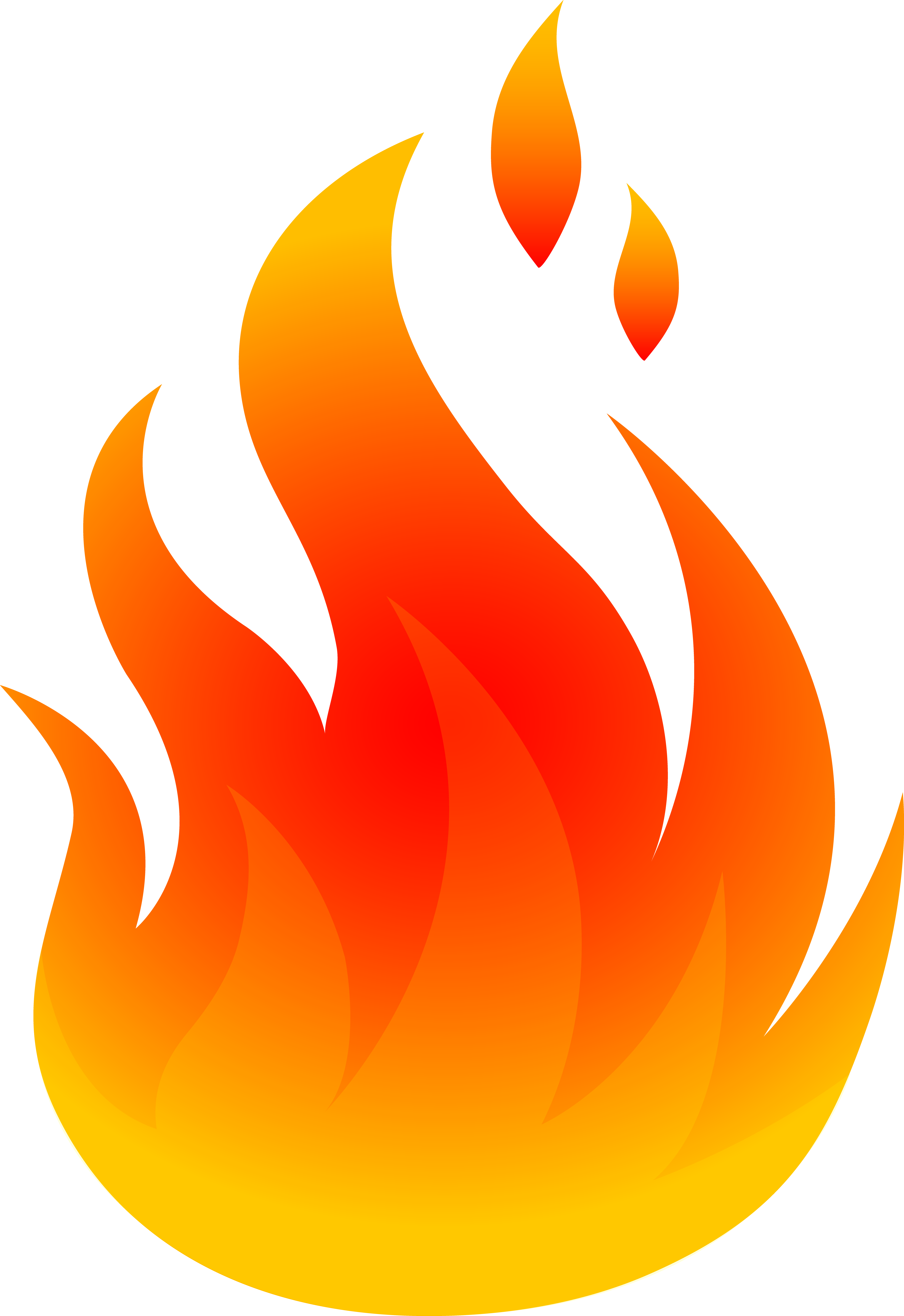 Free fire vector.
