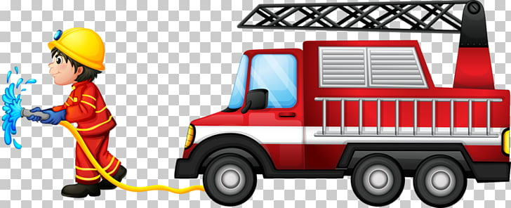Fire engine Firefighter Fire station , Professional fire PNG
