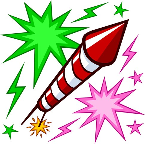 Free Fireworks Cartoon, Download Free Clip Art, Free Clip