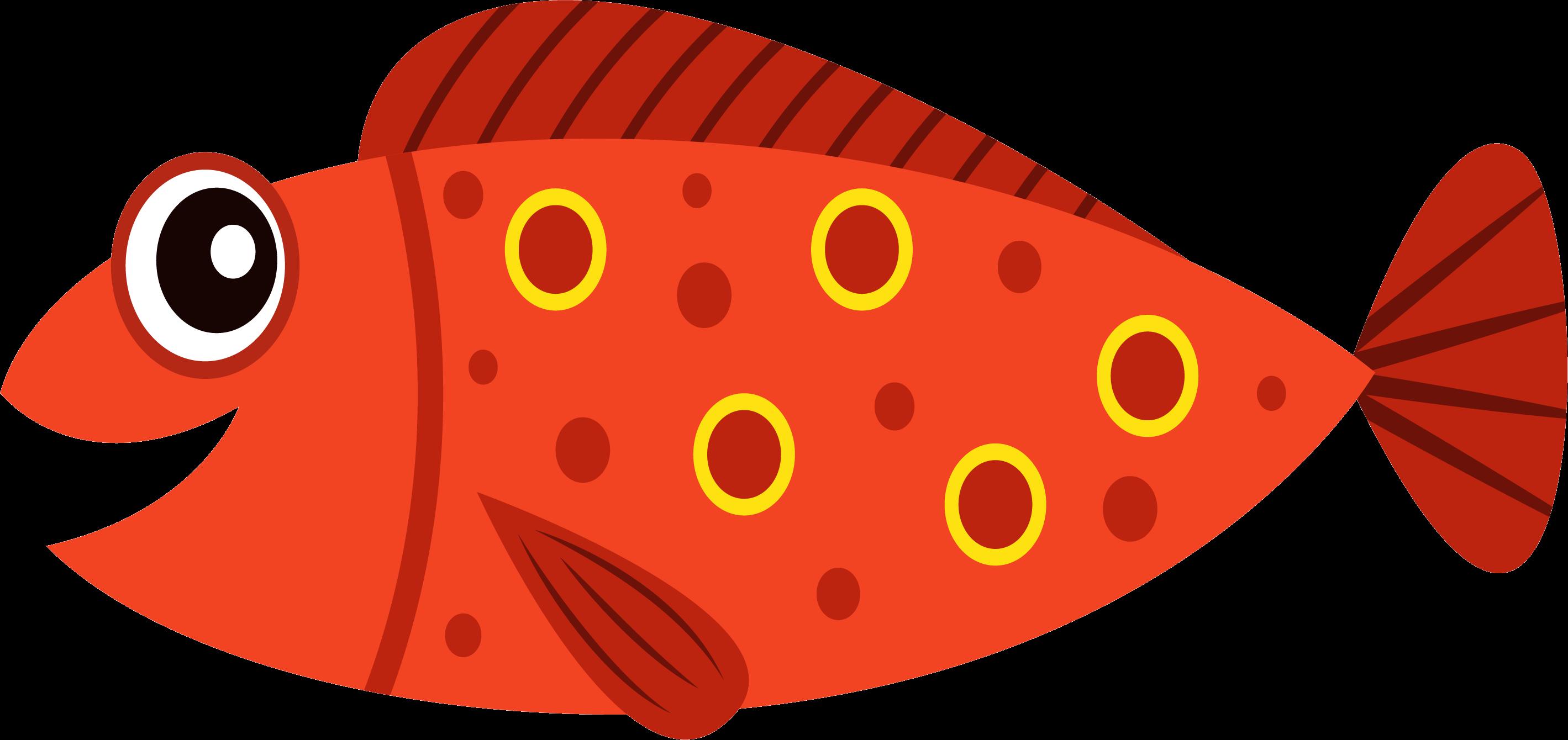 Fish Clipart Transparent Background
