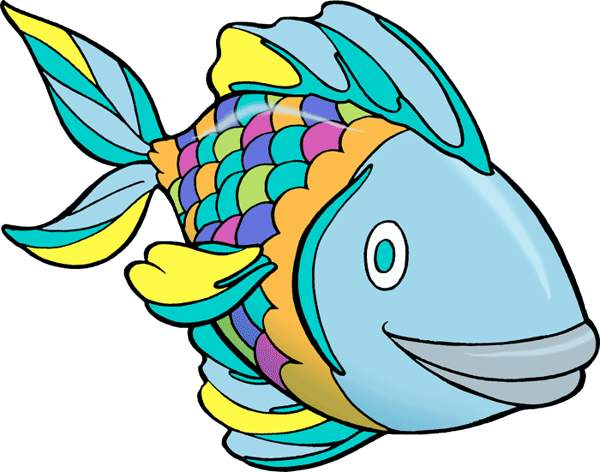 Free Colorful Fish Cliparts, Download Free Clip Art, Free