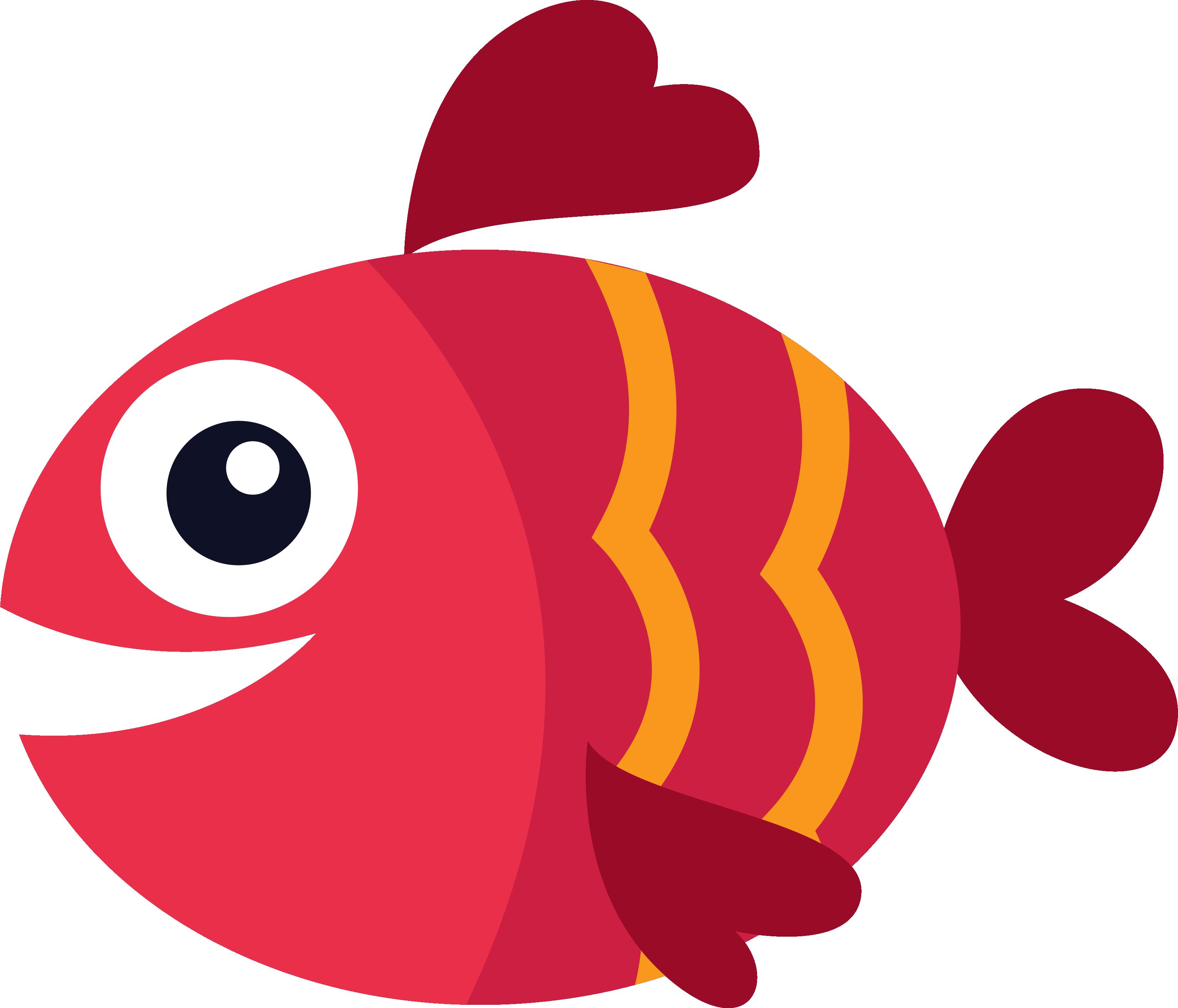 Clip art fish.