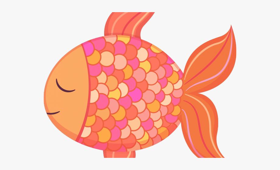 Gold Fish Clipart Tiny Fish