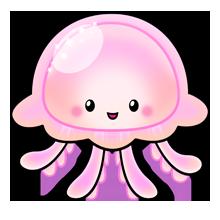 Jellyfishee fluffs love.