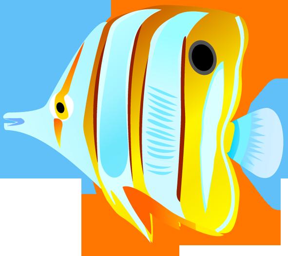 Ocean Fish Clip Art Ocean fish