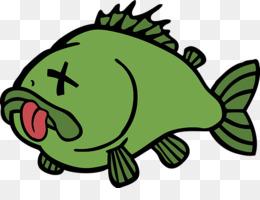 Dead fish png.