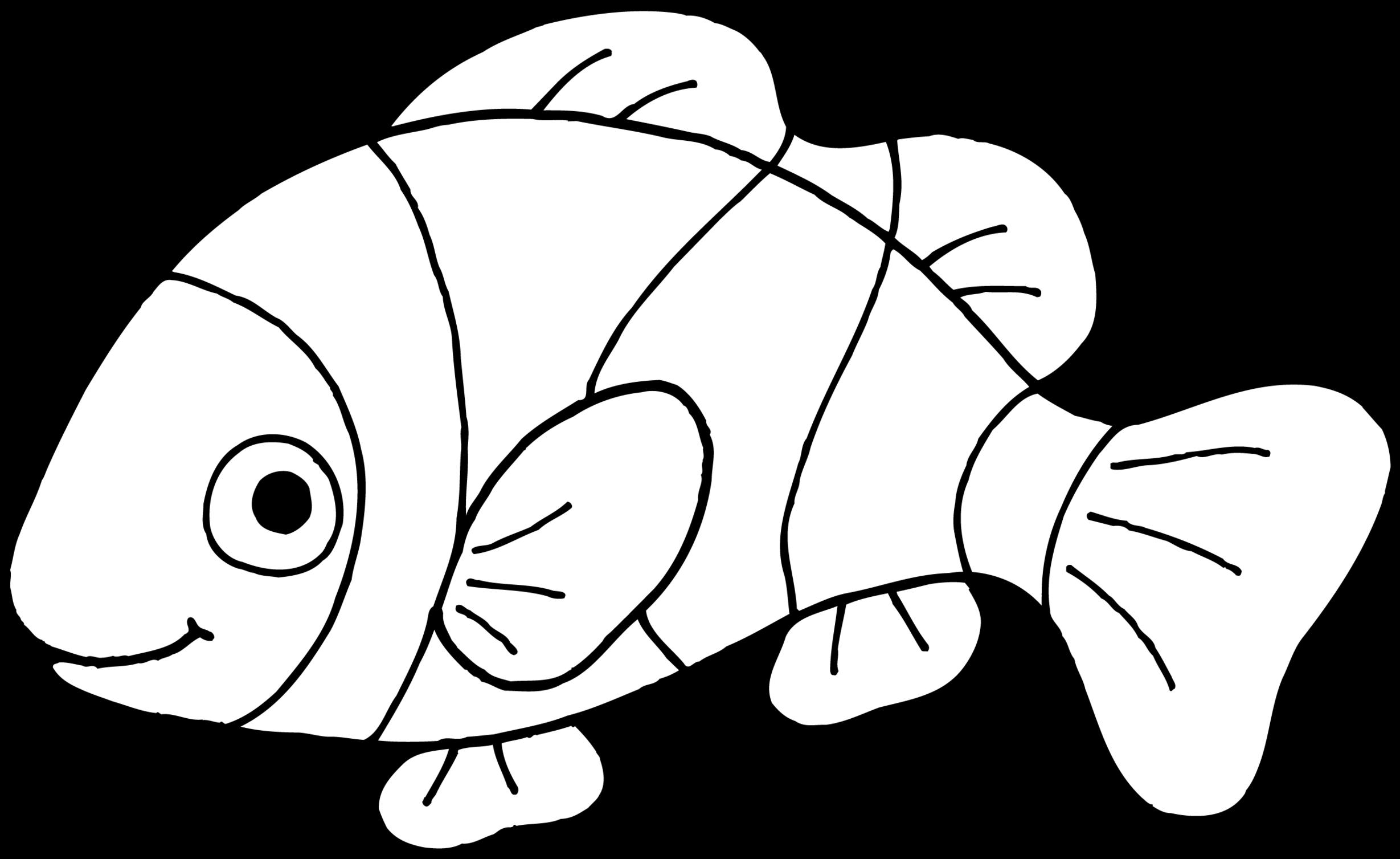 Nemo fish png.