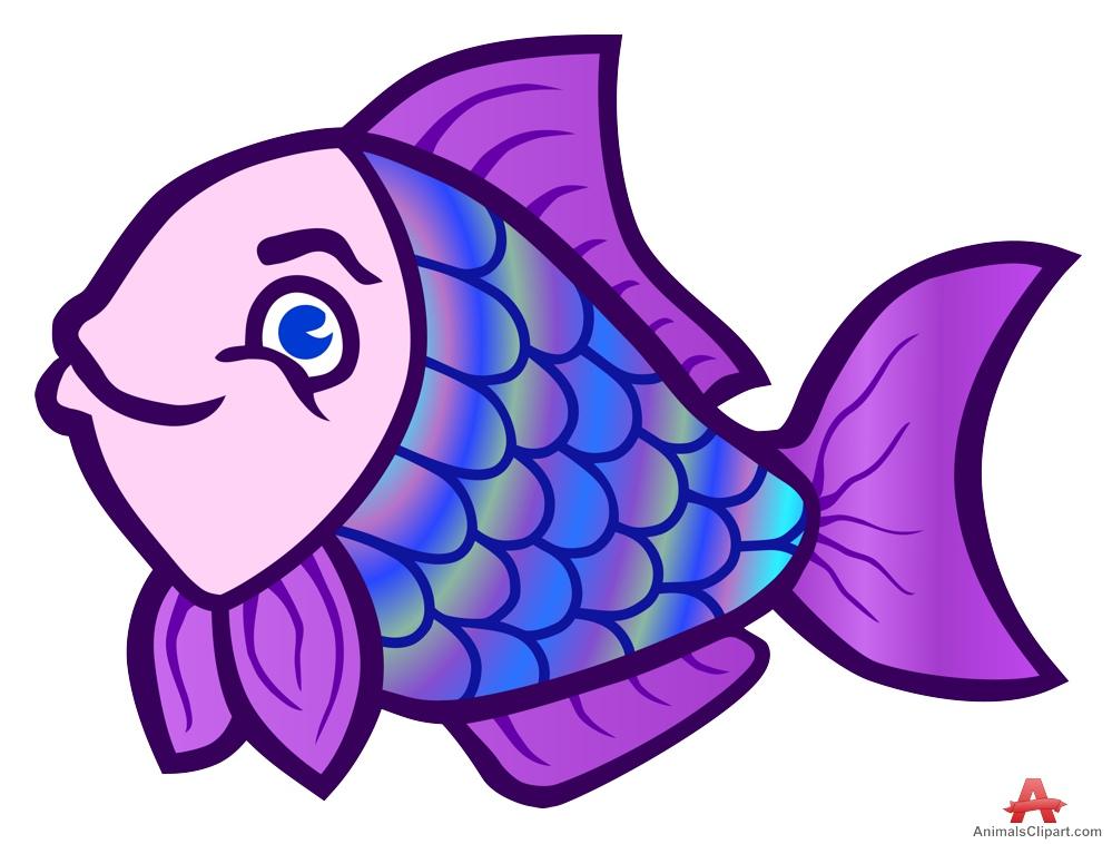 12 fish clipart.
