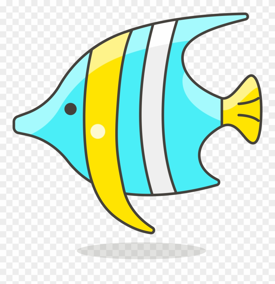 Fish Clip Art Simple Lovely