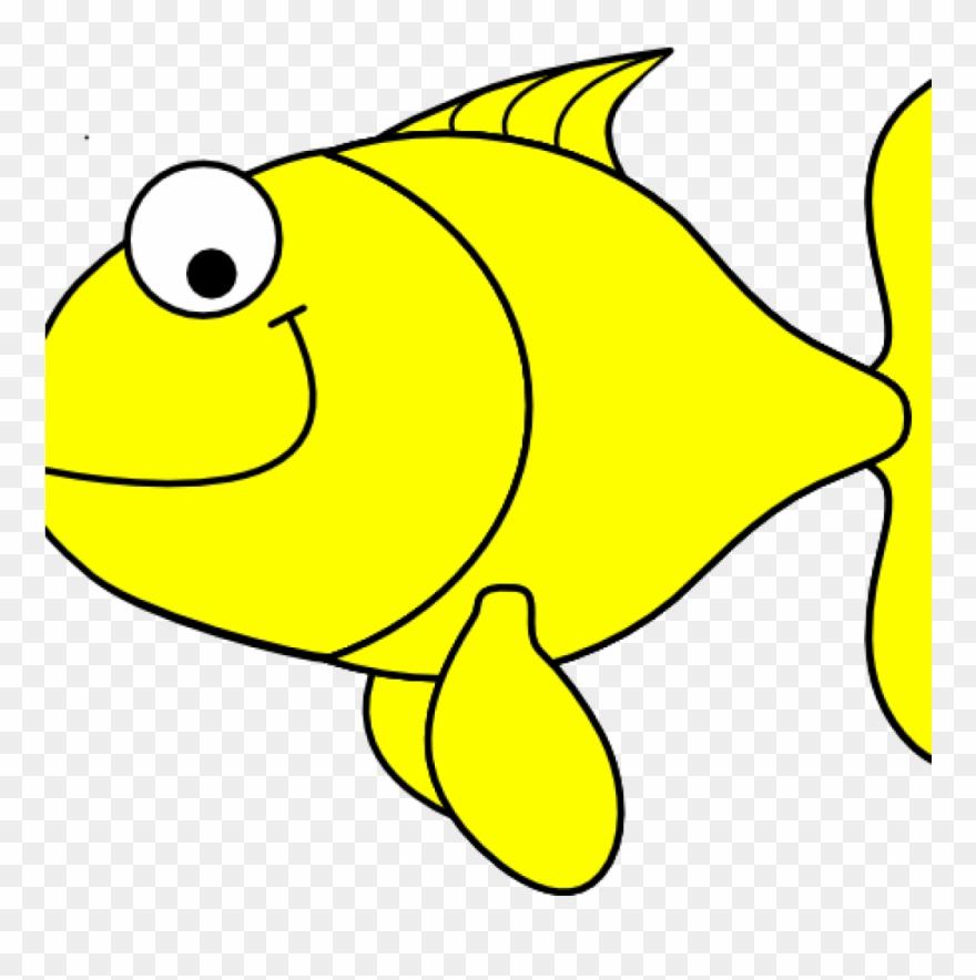 Yellow Fish Clipart Yellow Fish Clip Art At Clker Vector