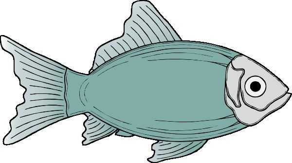 Generic fish clip.