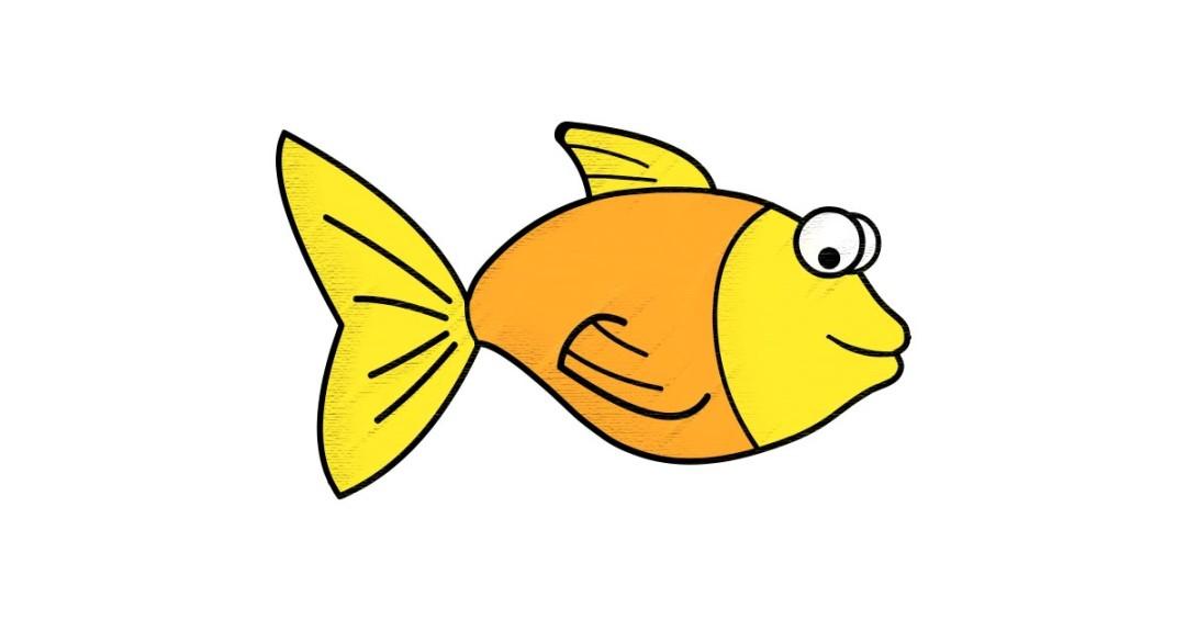 Fish clipart vector.