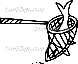Fishing clipart black.