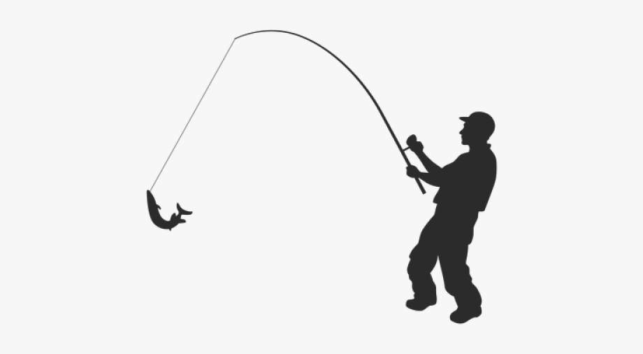 Fishing Pole Clipart Png Transparent