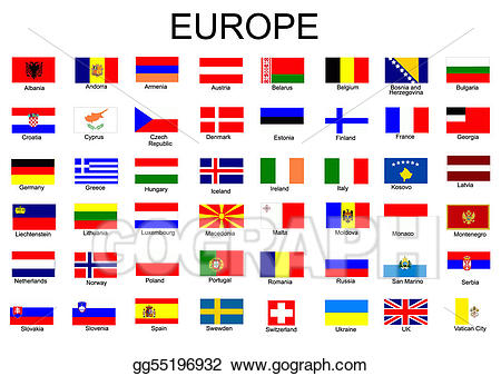 Country flag clipart.