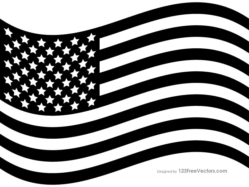 Black flag usa.
