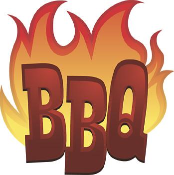 Free bbq fire.