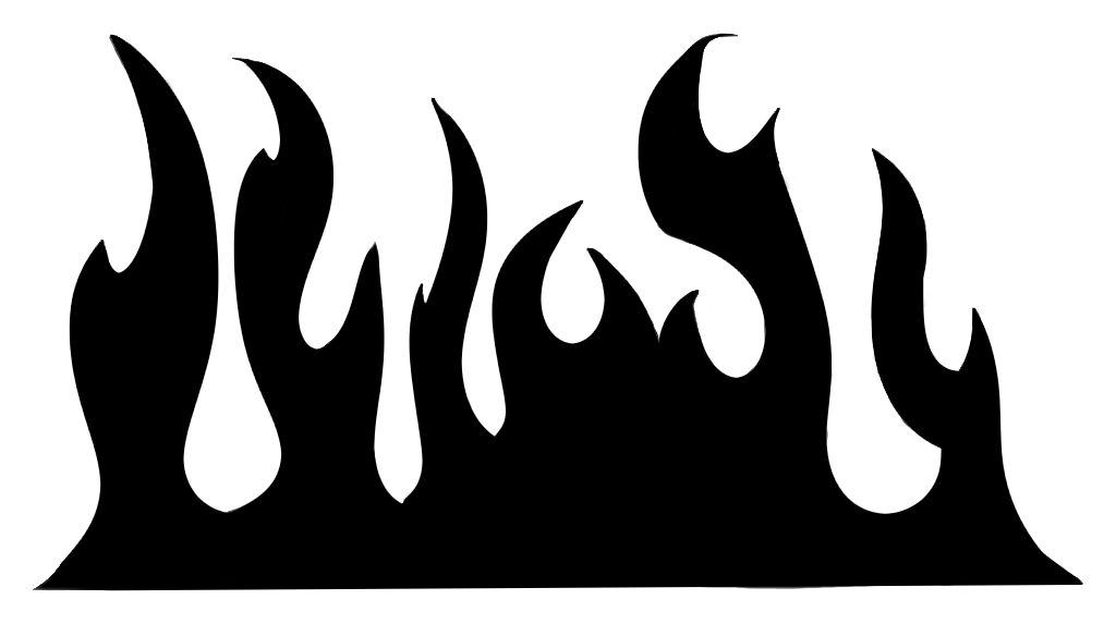 Free flames clip.
