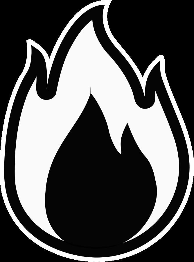 Hot rod flames.
