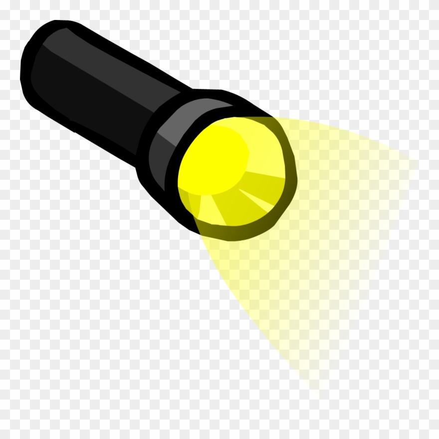 Flashlight clipart clear background. Transparent clip art cartoon