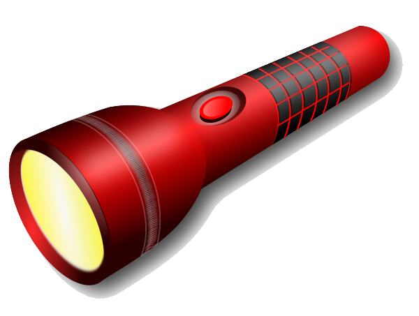Flashlight clipart clear background. Png images transparent free