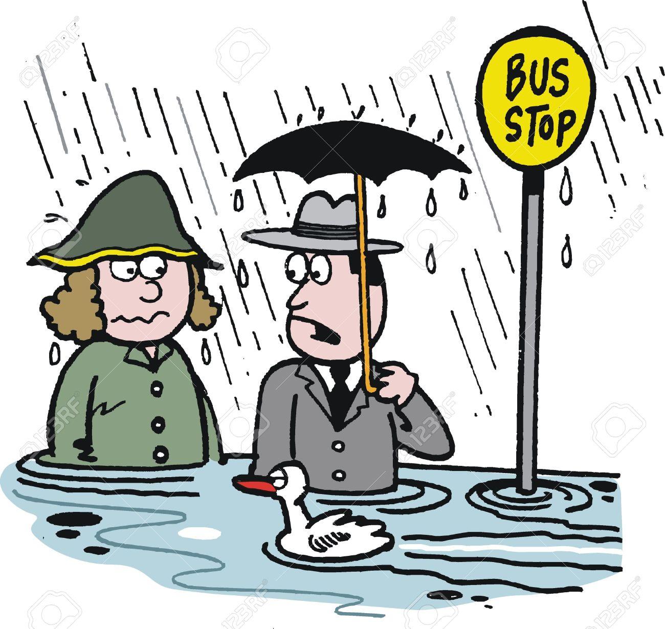 Flood clipart cartoon.