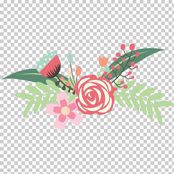 Flower bouquet floral.