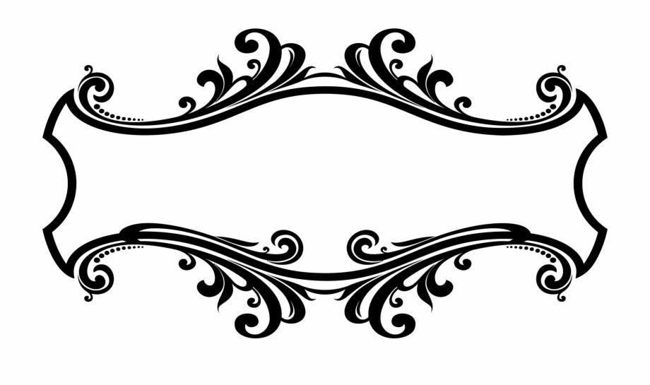 Decorative Clipart Ornamental