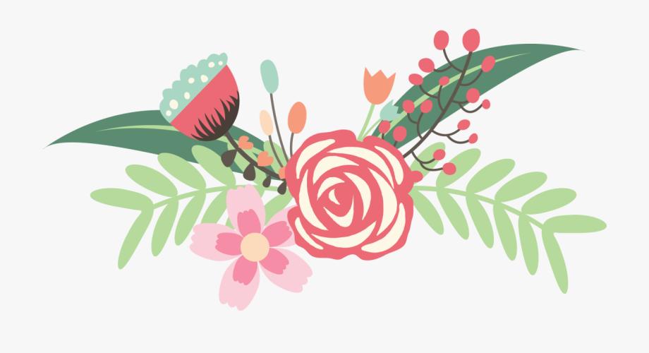 Clip Art Pastel Flower Clipart