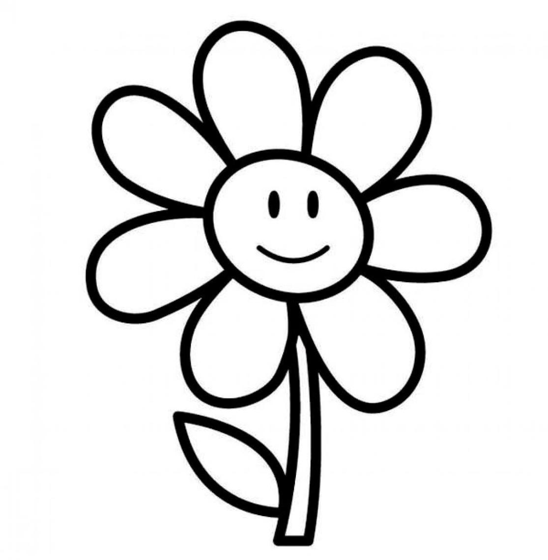 Free Flower Clipart Black And White Free Download, Download