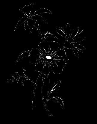 999 flower clipart.