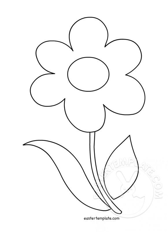 Flower with stem.