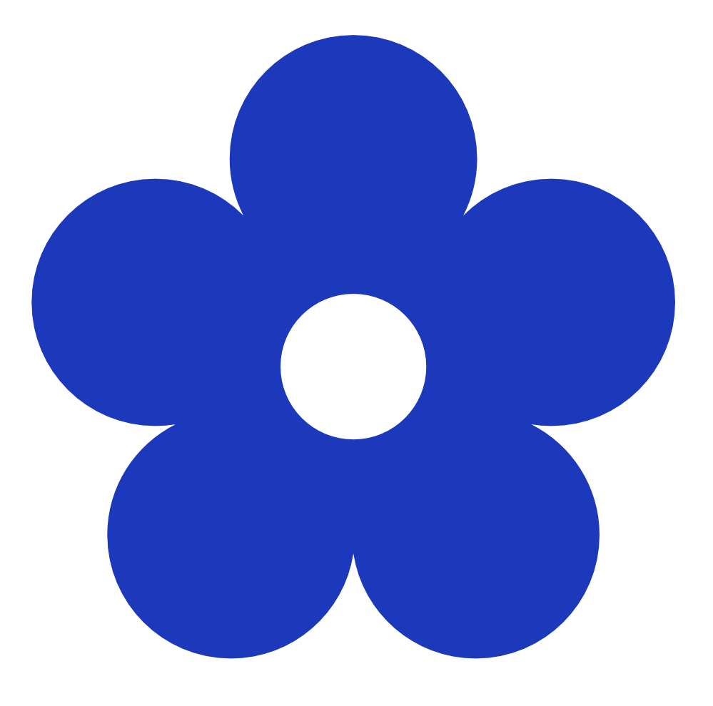 Free Blue Flower Cliparts, Download Free Clip Art, Free Clip