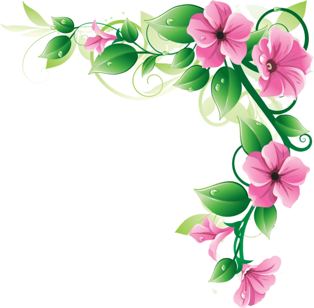 Free Flower Borders Free, Download Free Clip Art, Free Clip